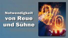 Das Dritte Testament Kapitel 42-Schuld und Suehne-Notwendigkeit von Reue-Das Suehnegesetz