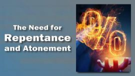 The Third Testament Chapter 42-Guilt and Atonement-The Need for Repentance-Law of Atonement