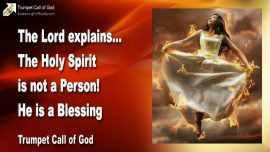 2005-04-19 - The Holy Spirit is not a Person-The Spirit of God is a Blessing-Trumpet Call of God
