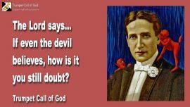 2006-08-14 - Men of Promise-Doubt-Unbelief-Devil believes-Trumpet Call of God-Timothy