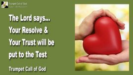 2009-08-31 - TC - Time of Testing-Trials-Resolve-Trust-Give with Love-Trumpet Call of God