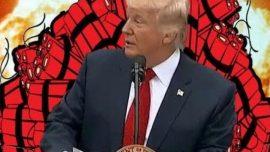 Подпольное правительство шантажирует президента Трампа с ядерными боеголовками
