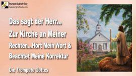 2007-02-15 - Kirche zur Rechten Gottes-Hore die Worte Gottes-Die Korrektur Gottes beachten-Die Trompete Gottes