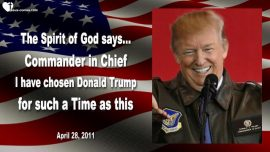 2011-04-28 - Commander in Chief Donald Trump-Gods Choice for such a Time-Trump Prophecy Mark Taylor english