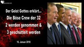 2018-01-16 - Die Boese Crew der 32-Ex-Praesidenten der Vereinigten Staaten-Bush-Carter-Obama-Clinton-Marc Taylor