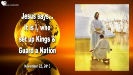 2018-11-22 - I set up Kings and guard a Nation-Materialism-Christmas-Loveletter from Jesus