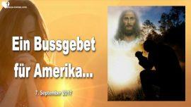 2017-09-07 - Bussgebet fuer Amerika-Reue Gebet-Mark Taylor deutsch