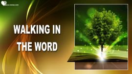 Jesus YahuShua YaHuWaH Walking in the Word-Words of Wisdom from Jesus Christ-Trumpet Call of God