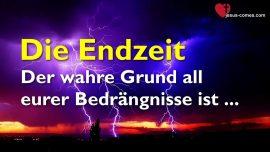 PREDIGTEN DES HERRN-Matthaus 24_15-28 Die Endzeit-Der wahre Grund all eurer Bedrangnisse-Gottfried Mayerhofer-1280