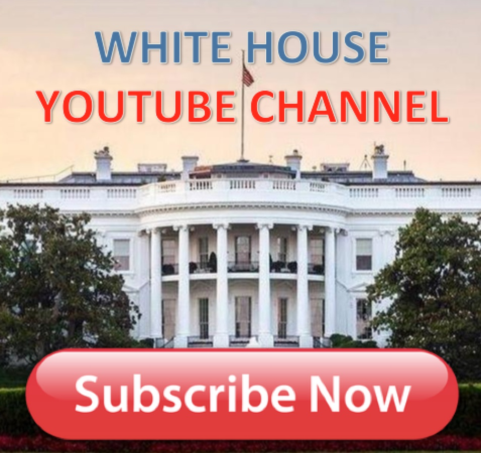 White House Youtube Channel Subscribe