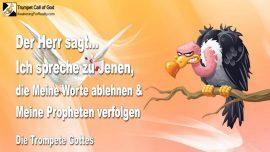 2007-05-21 - Worte Gottes ablehnen-Gegen Gott kampfen-Propheten verfolgen-Die Trompete Gottes-1280