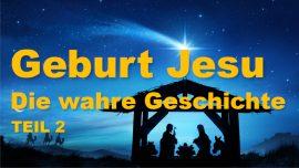 Jakobus Evangelium-Wahre Weihnachtsgeschichte 2-Geburt Jesu-Kindheit und Jugend Jesu Jakob Lorber-1280