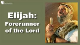 Prophet Elijah as Forerunner of the Lord-Teaching from Jesus-The Third Testament Chapter 2 Mexico Roque Rojas