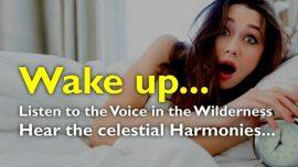 The Lords Sermons-Matthew 11_26 Voice in the Wilderness-John the Baptist-Celestial Harmonies
