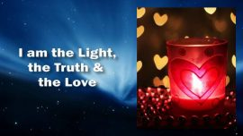 The Third Testament Chapter 7-I am the Light of the World-I am the Truth-I am Love-Jesus Christ