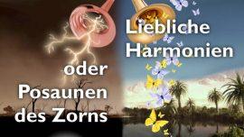 Predigten des Herrn durch Gottfried Mayerhofer-Lukas-3-Busspredigt Johannes-Liebliche Harmonien-Posaunen des Zorns