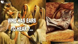 Words of Wisdom 49 from Jesus Christ-Trumpet Call of God-Who has Ears to hear what the Spirit of God says