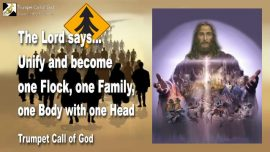 2006-08-07 - Unification of Christians Africa-One Flock one Family The Body of Christ-Jesus Christ-Trumpet Call of God