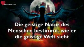 Predigten des Herrn Gottfried Mayerhofer-Austreibung eines Teufels-Geistige Beschaffung des Menschen-Geistige Welt