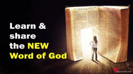 The Third Testament Chapter 59 Extract-Get to know the New Word of God-Translate and spread it
