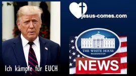 2019-09-28 Donald Trump kampft fur sein Volk-Jesus wir danken für Donald Trump-Liebesbriefe von Jesus