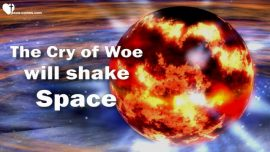 The Third Testament Chapter 57-The Cry of Woe will shake the Space-The Metamorphoses of Human Beings