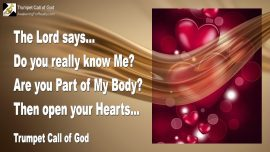 2010-10-11 - Do you know Jesus-Belong to the Body of Christ-Open your Heart-Who is Jesus-Trumpet Call of God-1280