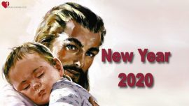 2020-01-01 - Happy New Year 2020-Love Letter from Jesus