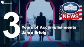2020-01-22 - Donald Trump 3 Years of Accomplishments-Erfolge der letzten 3 Jahre