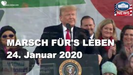 2020-01-24 - Marsch furs Leben - Rede von Donald Trump in Deutsch - March for Life