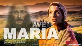 Schubert Ave Maria Instrumental-Liebesbriefe von Jesus-Love Letters from Jesus-1280