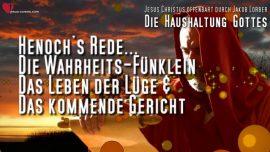 Haushaltung Gottes Jakob Lorber deutsch-Henochs Rede-Wahrheit-Luge-Das kommende Gericht