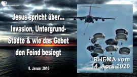 2016-01-08 - Invasion in Amerika-Untergrundstadte-Mit Gebet Feinde besiegen-Liebesbrief von Jesus-1280