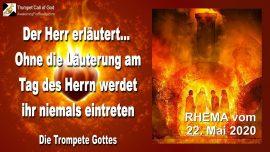 2006-12-11 - Ohne Lauterung am Tag des Herrn nicht in den Himmel eingehen-Die Trompete Gottes-RHEMA