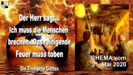 2011-09-14 - Die letzte Generation-Ihr wahlt den Tod-Das reinigende Feuer-Trompete Gottes RHEMA