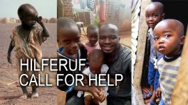 Call for Help-Hilferuf-Hand of Love Uganda-jesus-comes_com