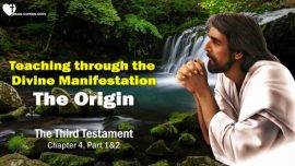 The Third Testament Chapter 4-Origin of Revelations-Teachings Mexico-Divine Manifestation