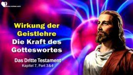 Das Dritte Testament Kapitel 7-2-Wirkung der Geistlehre-Die Kraft des Gotteswortes-Wort Gottes-DDT