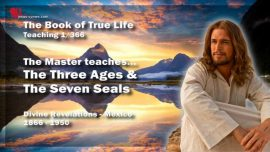 The Book of the True Life Divine Revelations Mexico-Teaching 1-Three Eras-Seven Seals-Roque Rojas