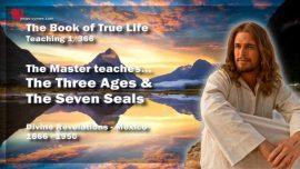The Book of the True Life Divine Revelations Mexico-Teaching 1-Three Eras-Seven Seals-Roque Rojas