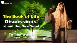 The Third Testament Chapter 6-2-Discussions about the New Word of God-The Book of Life TTT