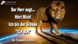 2005-04-10 - Hort Jesus Christus zu-Ich Bin der grosse Ich bin-Die Trompete Gottes Posaune-