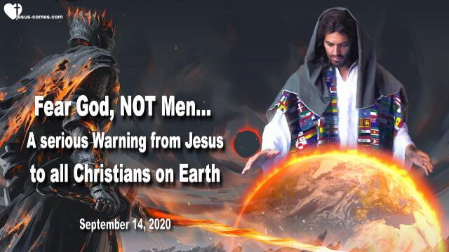 2020-09-14 - Warning from Jesus-Vaccine-Mark of the Beast-5G Technology-Chip-Prosperity Christians-World Government