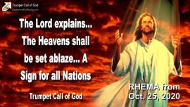 2005-05-04 - The Heavens shall be set ablaze-Sign for all Nations on Earth-Trumpet Call of God Rhema