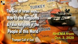 2006-03-19 - Desolations-Kingdoms of Men-False Religions-People of the Earth-Trumpet Call of God Rhema