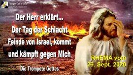 2010-05-31 - Tag der Schlacht Israel-Feinde von Israel-Gegen Gott von Israel kampfen-Die Trompete Gottes-Rhema