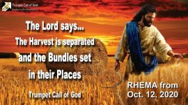 2011-08-01 - Separation Division of the Lords Harvest-Leave the World-Slander-Calumny-Trumpet Call of God Rhema