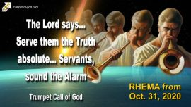 2010-04-28 - Blow the Trumpet-Serve the Truth Absolute-Sound the Alarm of War-Jesus Christ-Trumpet of God Rhema