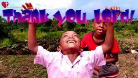 2020-11-11 - Thank you Jesus Comes Ministry-Waisenhaus Hand of Love Orphanage Uganda Luweero