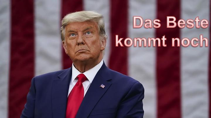 Donald John Trump-Das Beste kommt noch
